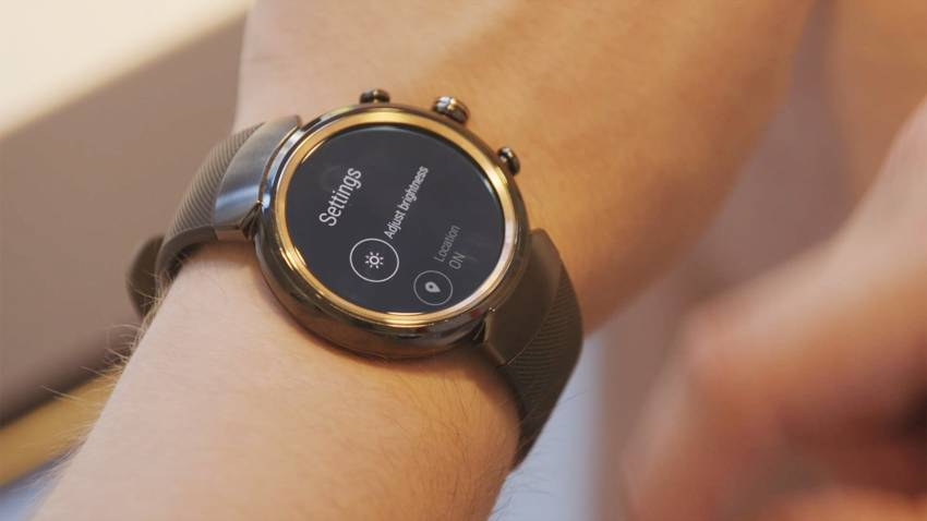 Смарт часы Asus Zen Watch 3