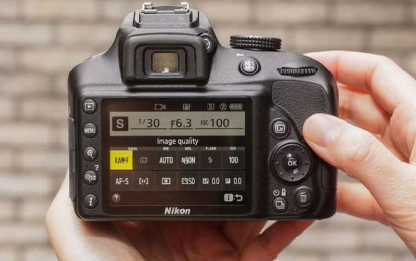 как настроить фотоаппарат для съемки дискотеки должен