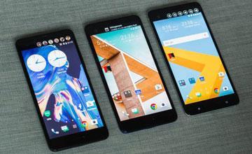 Новый телефон HTC U Ultra