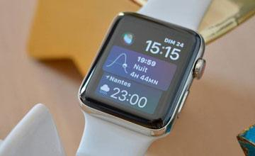 Популярные смарт часы Apple Watch Series 3