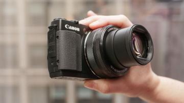 фотоаппарат с разных сторон