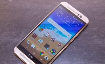 Телефон HTC One M9