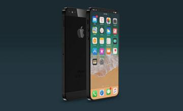 Красивый дизайн iPhone
