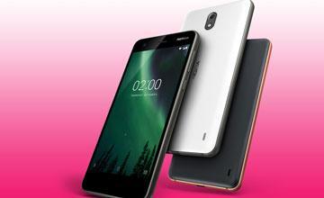 Бюджетный телефон Nokia 2