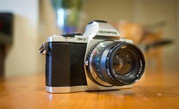 Фотоаппарат Olympus OM-D E-M5