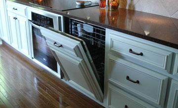 Посудомоечная машина в квартире