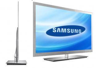 Телевизор Samsung С9000. Обзор функций