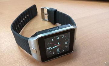 Модель часов Smart Watch DZ09
